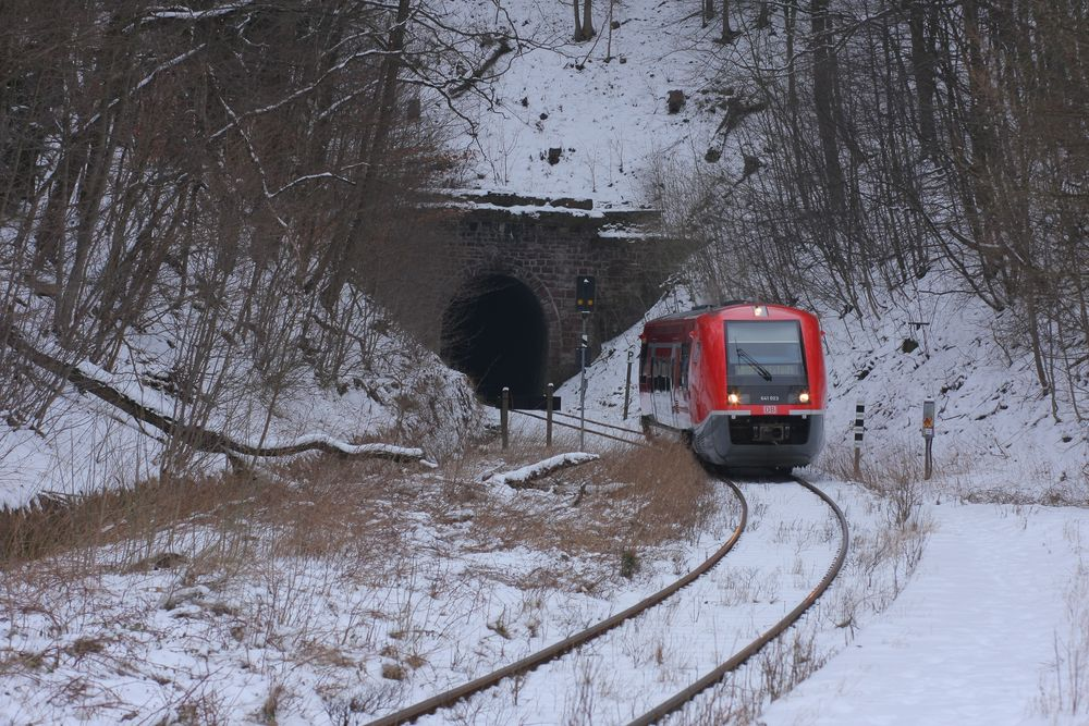 Reinhardsbrunn, 641 023-7