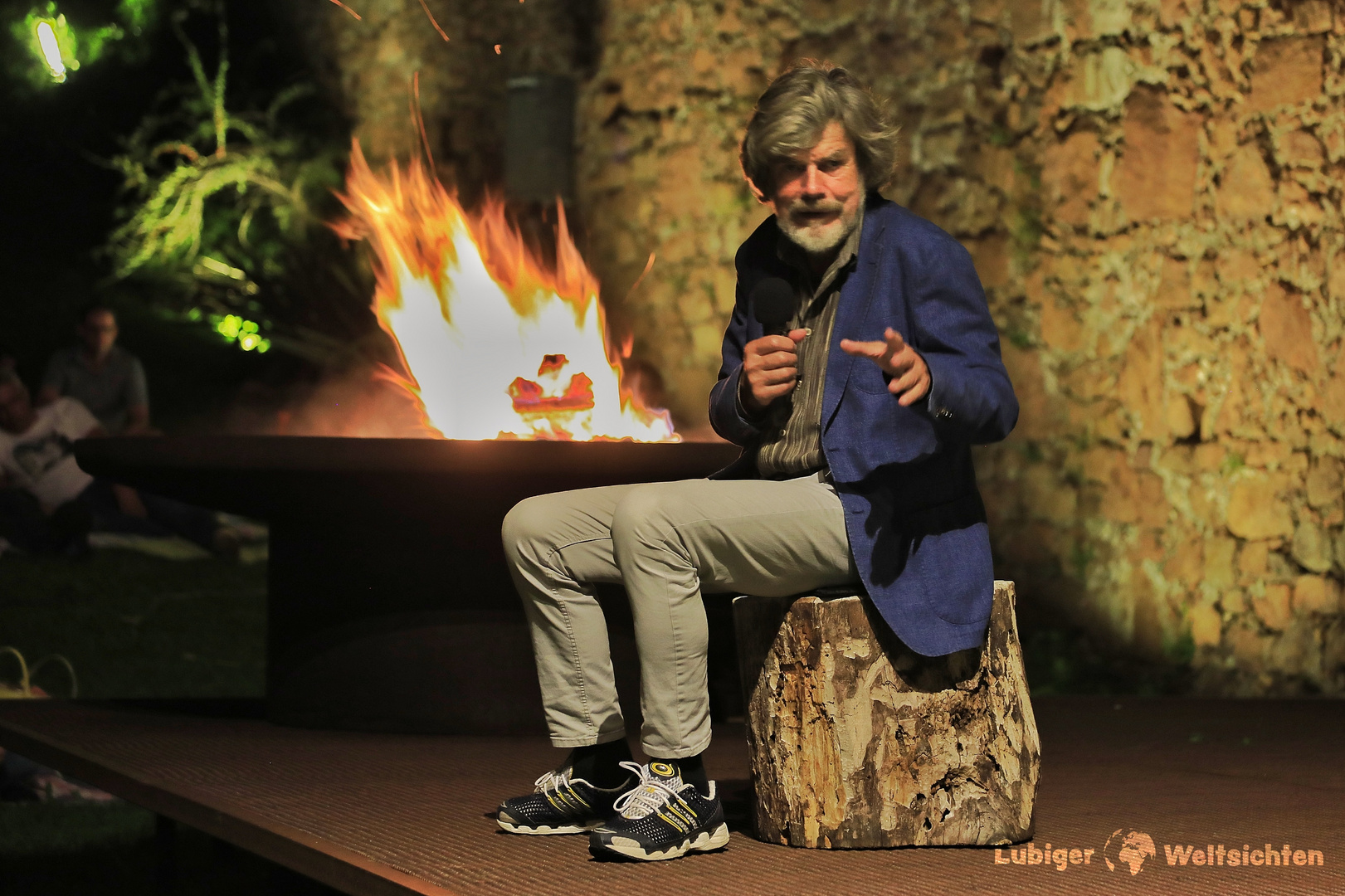 Reinhold Messner im Portrait