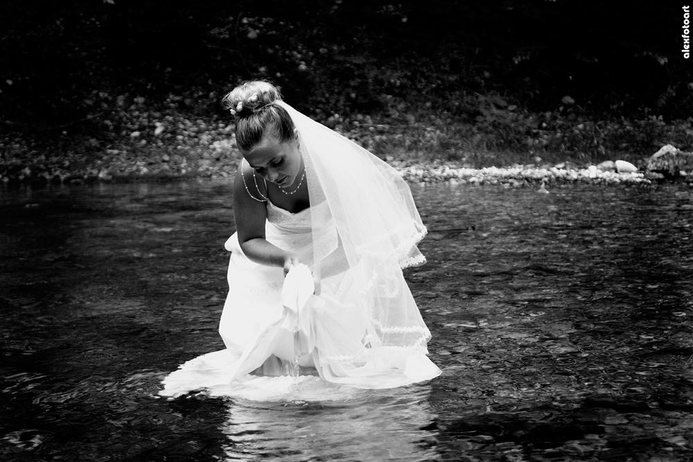 reinliche Braut