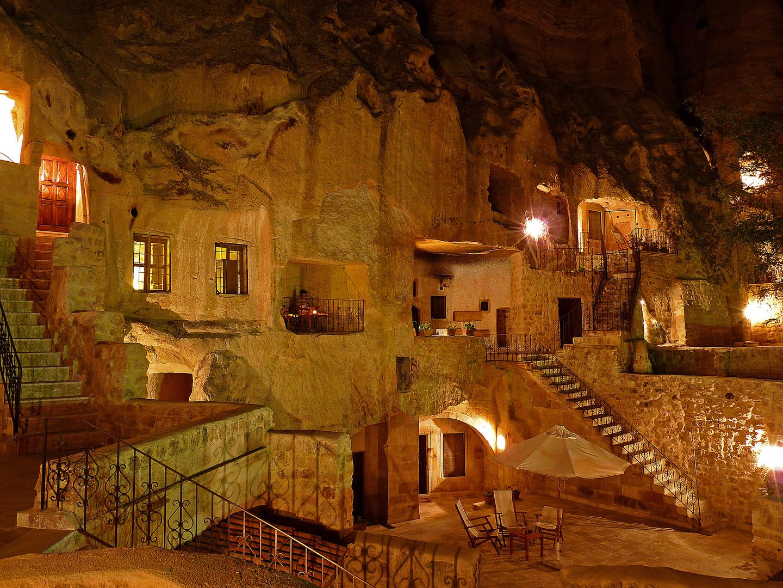 Reinterpretare il passato,Cappadocia,Turchia