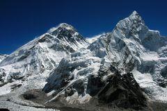 Reise zum höchsten Berg der Welt