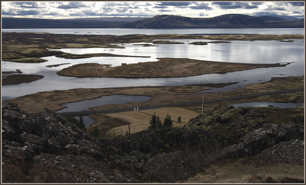 Reiseimpressionen Island   : Thingvellir