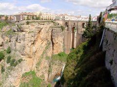 Reisen durch Spanien. (Stadt Ronda - Andalusien)