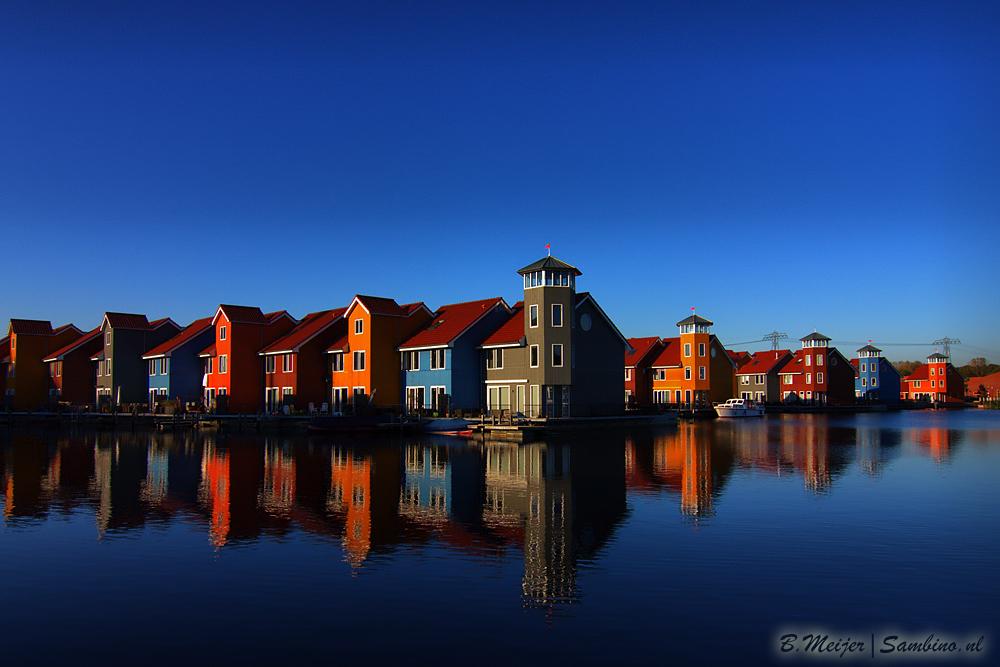 Reitdiephafen Groningen niederlande