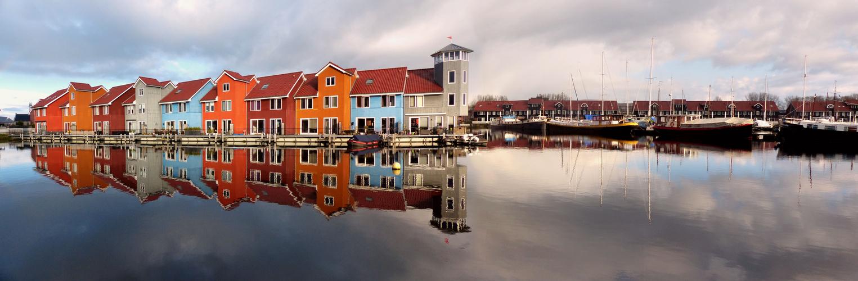 Reitdiephaven of Groningen