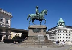 Reiterdenkmal Franz Joseph I.