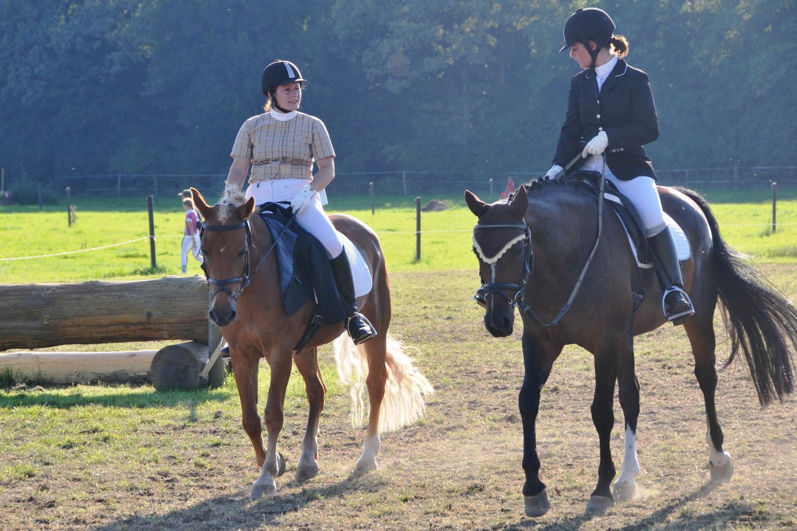 Reiterfreundschaft