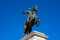 Reiterstatue König Philip IV, Madrid