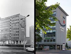 Reklame einst und jetzt