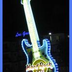 Reklame für Hard Rock Cafe in GC