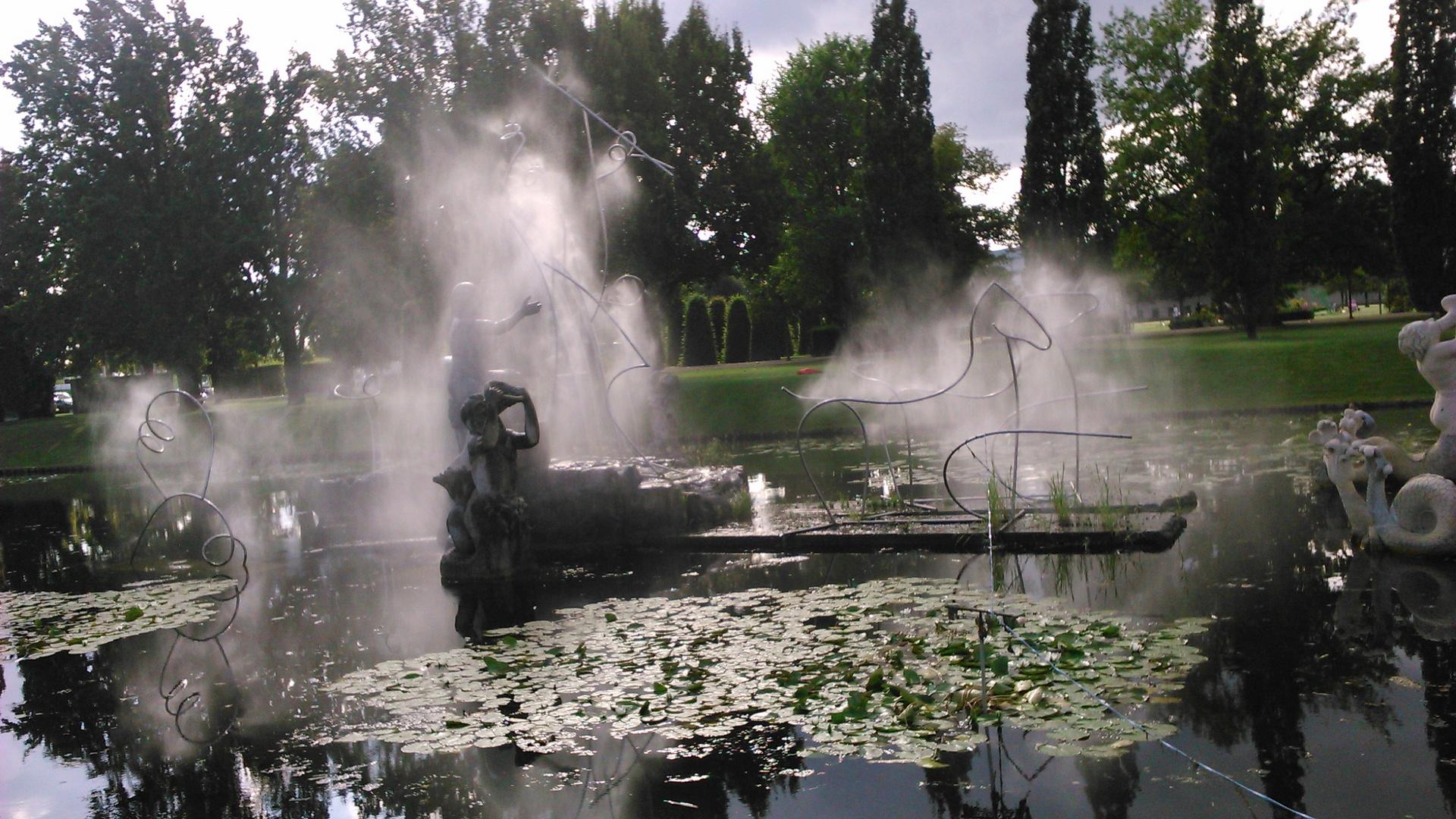 Rekonstruktionsidee Neuer Lustgarten Potsdam