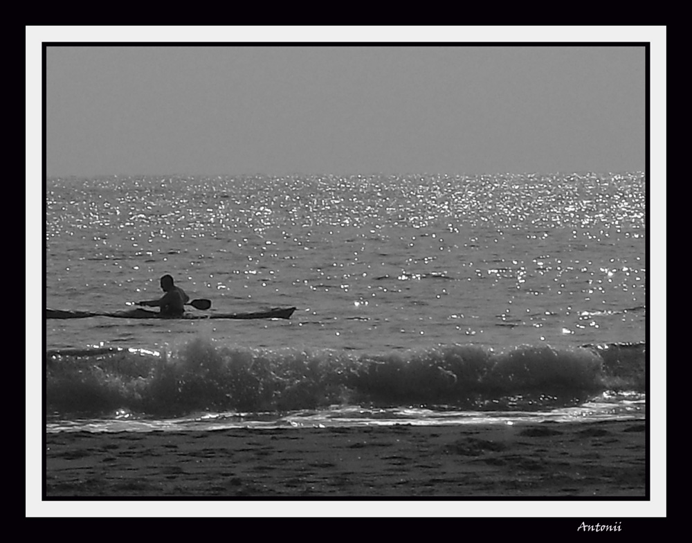 Relajacion frente al mar