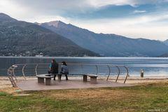 Relax con vista lago