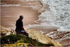 Relax davanti al mare.
