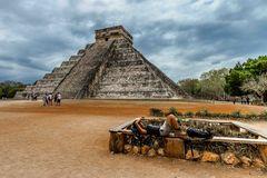 Relax in Chichén Itzá
