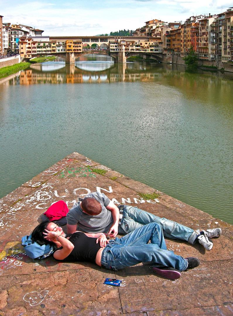 relax sull'Arno