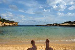 Relaxen und Sonne und Meer geniessen