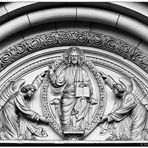 Relief am Bremer Dom