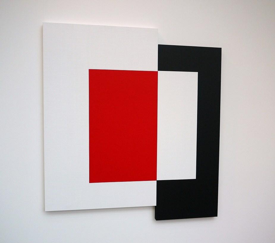 """""""Relief-Skulptur-Bild""""  von Jo Niemeyer"""