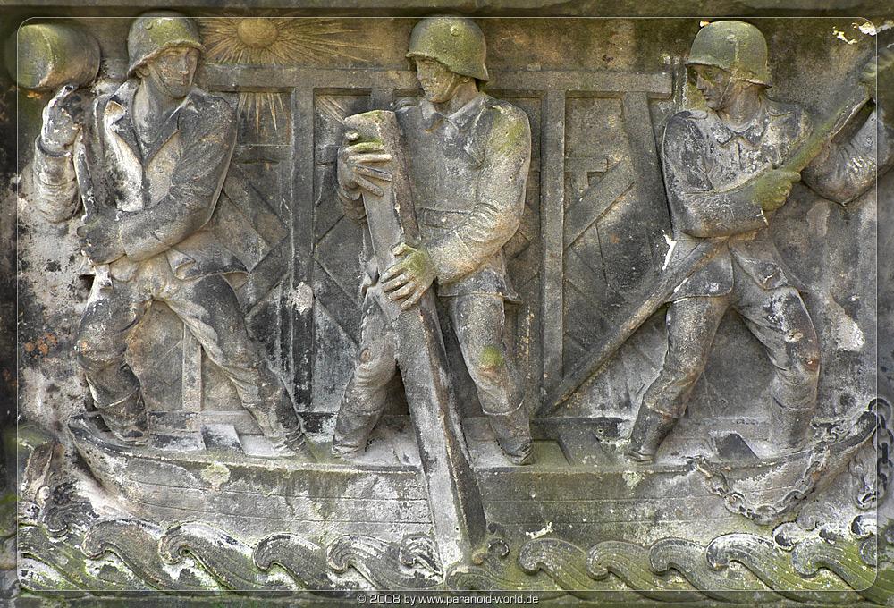 Relief [Xionkirche, Dresden, 2007]