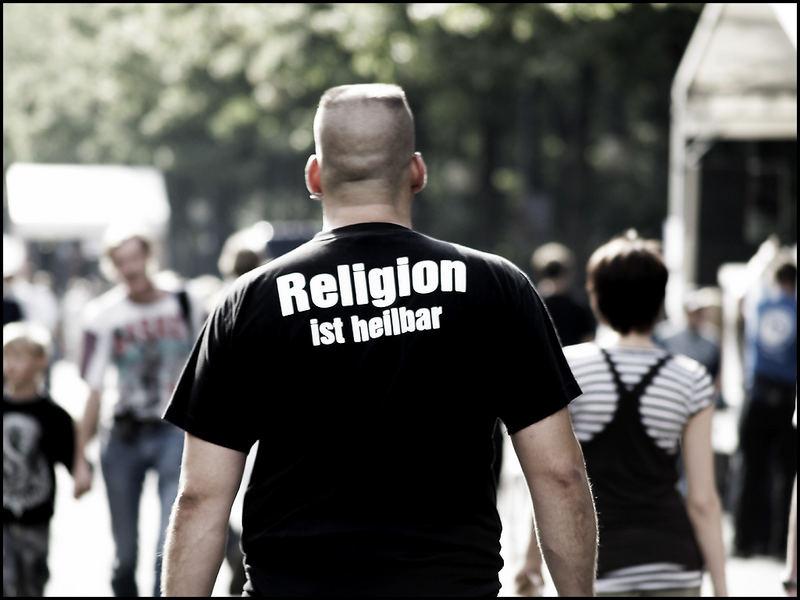 Religion ist heilbar