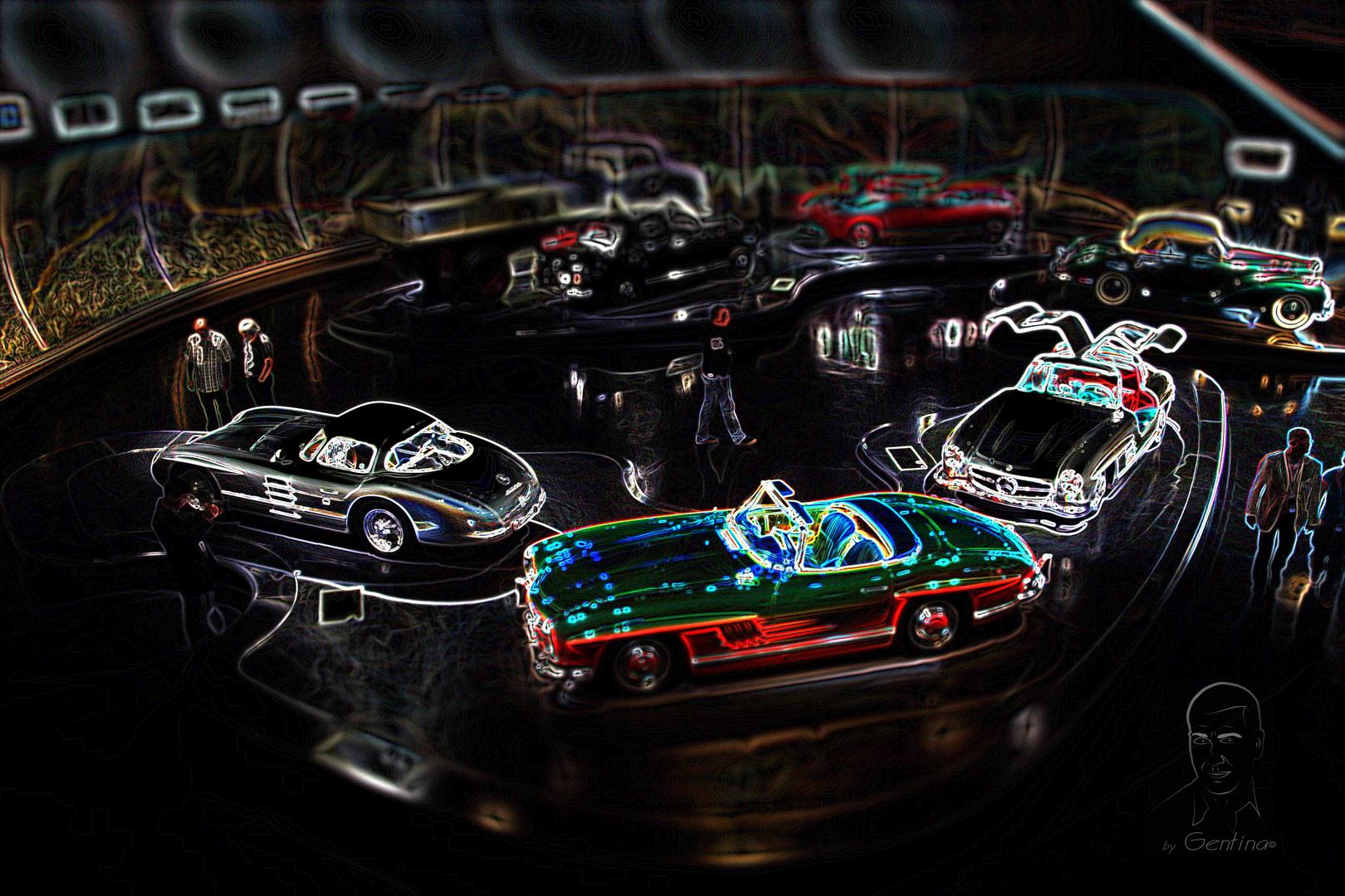 Reliquias Benz