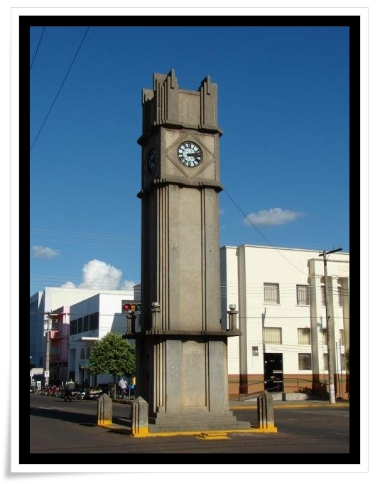 Relógio Central