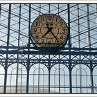 Reloj de la Estación del Norte, Madrid
