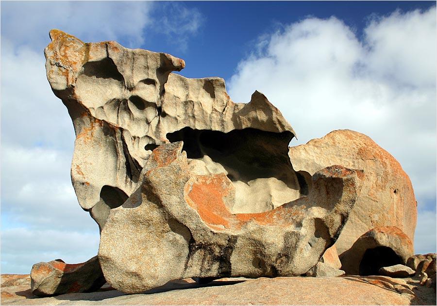 Remarkable Rocks...