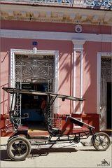 Remedios - Vélo-taxi