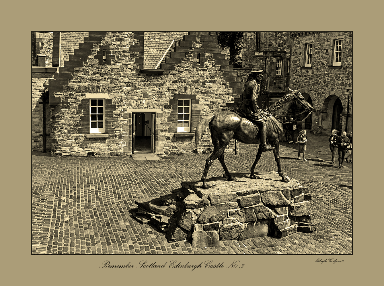 Remember Scotland Edinburgh Castle No 3