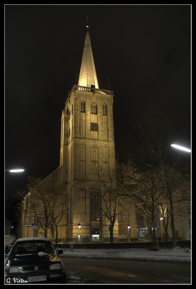 Remigius by night
