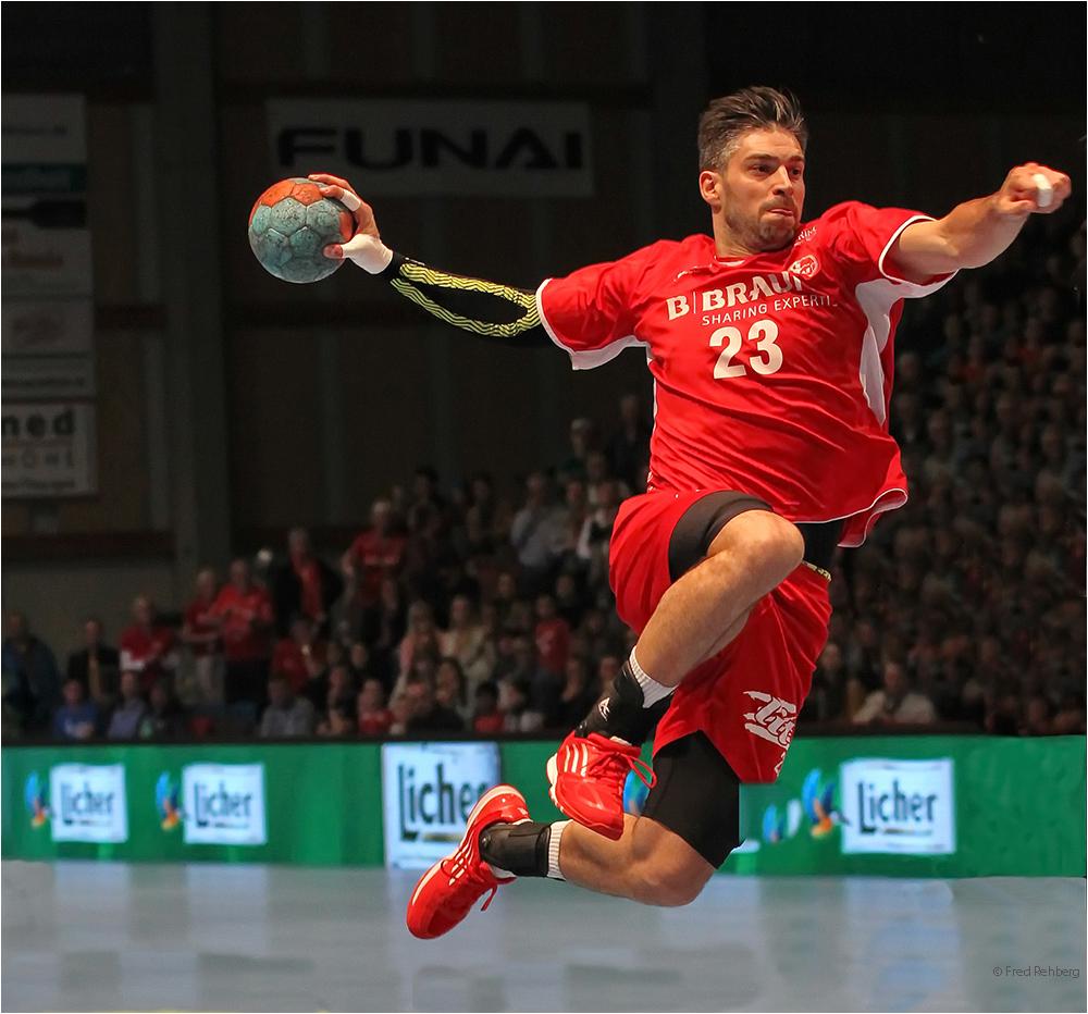 Remis – Handball Bundesliga