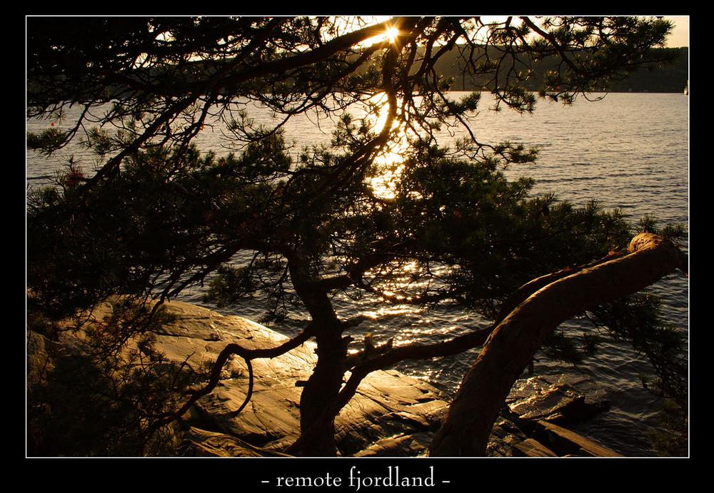 Remote Fjordland