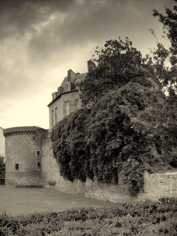 Remparts de Rennes