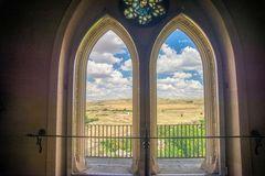 Renaissance double window