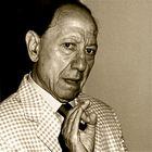 Renato Carosone - ritratto di Augusto De Luca