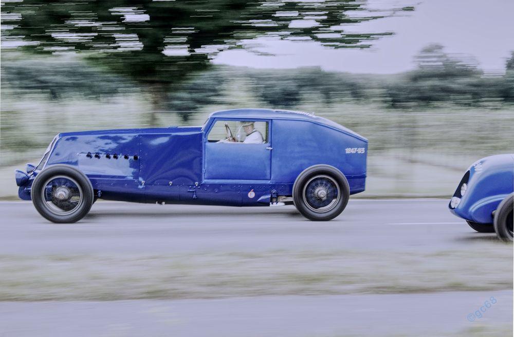 Renault 40CV und NervaSport