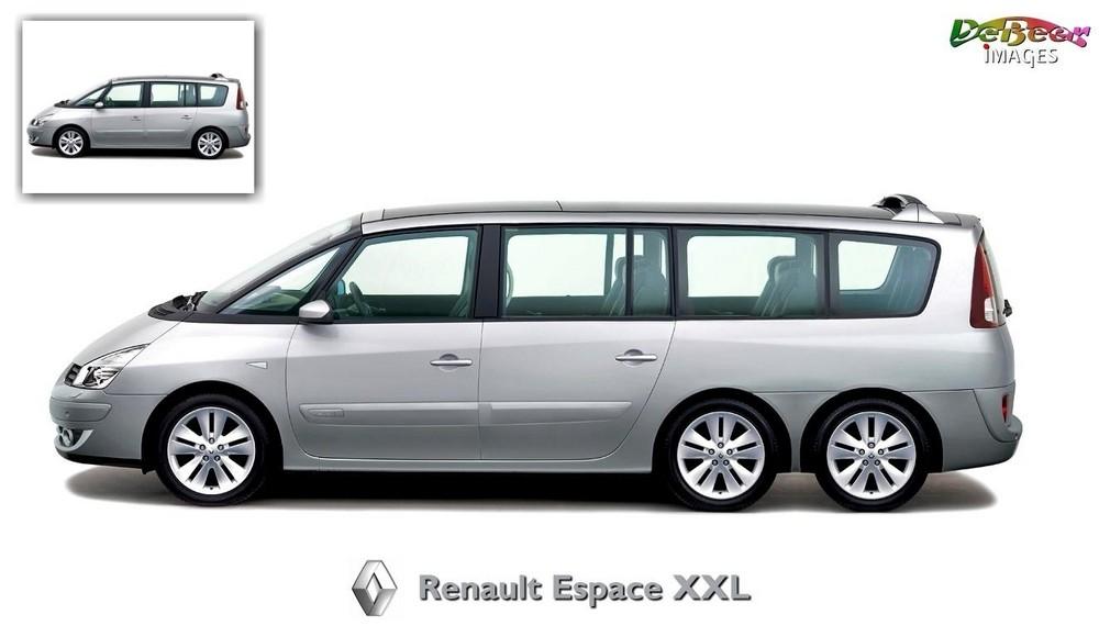 RENAULT ESPACE XXL