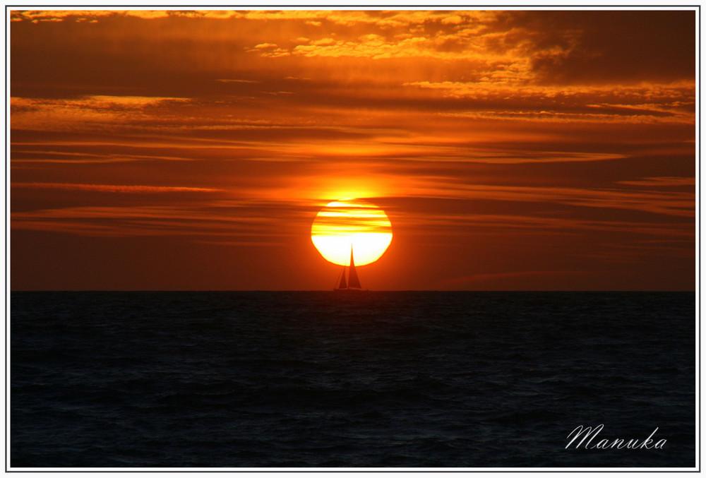 Rencontre à l'horizon