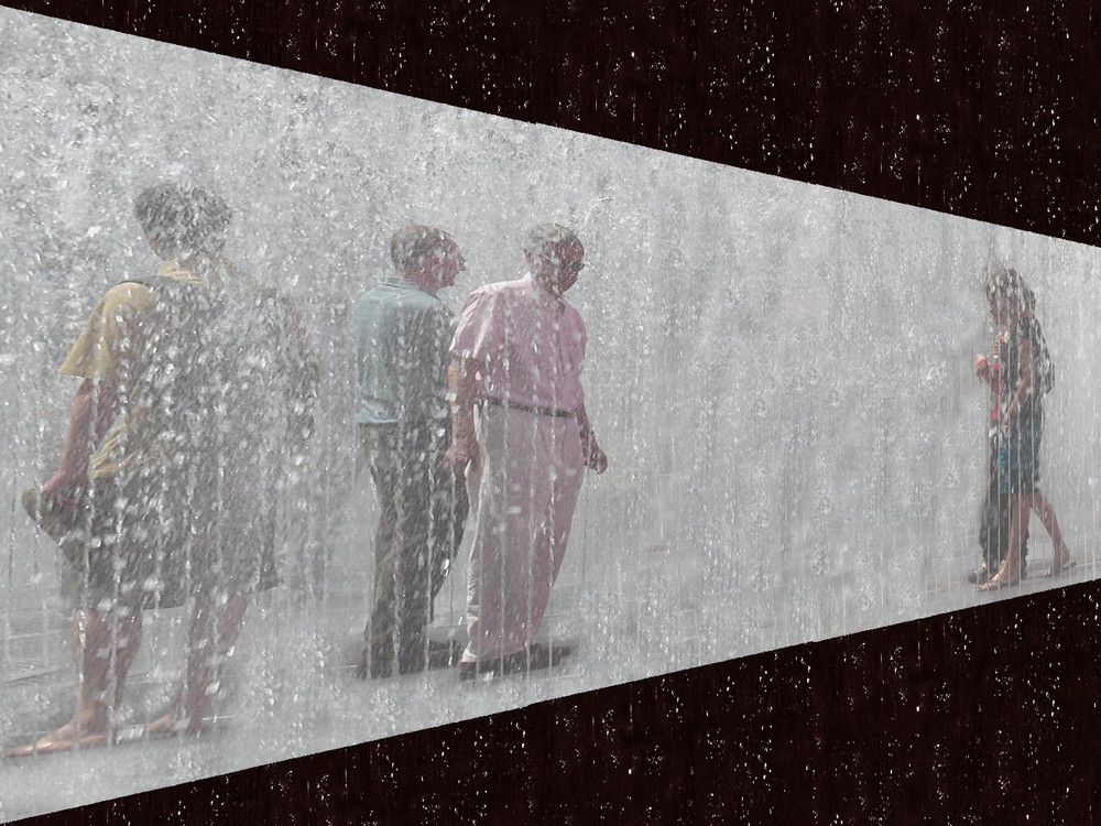 Rencontre dans la neige fondue - '7'