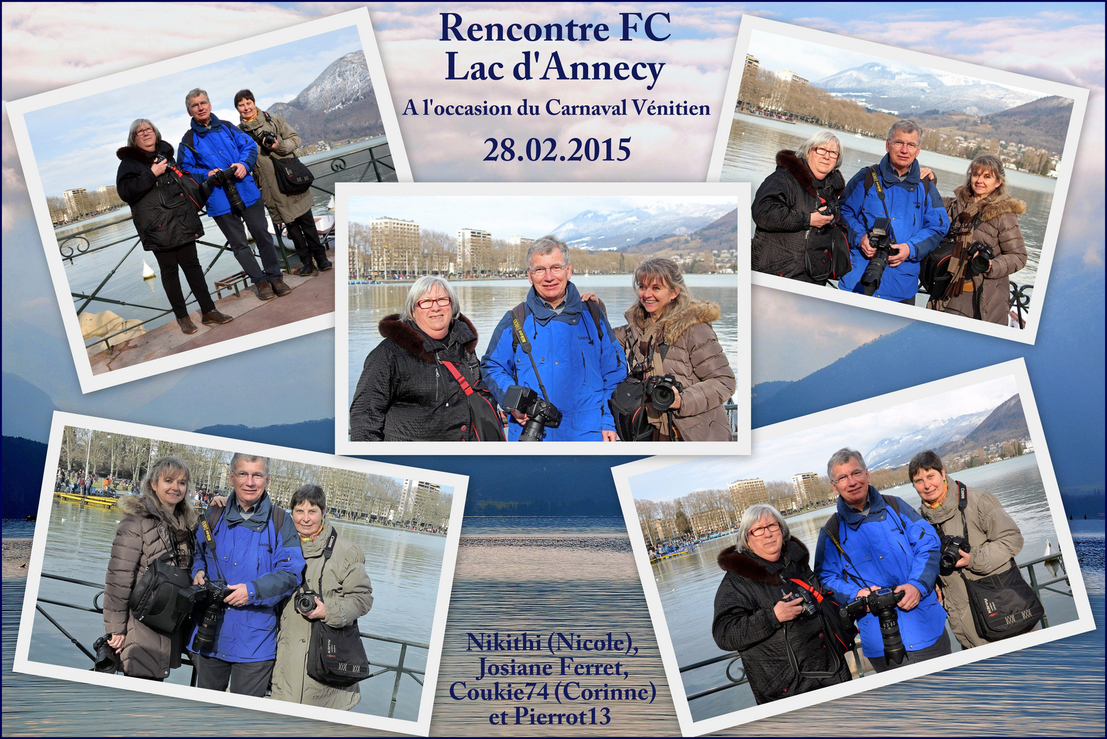 rencontrer amis annecy