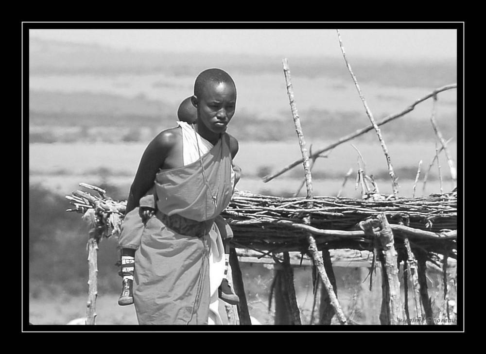 Rencontre Masai...