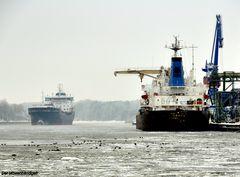 Rendsburg-Hafen