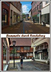 Rendsburg ist eine schöne kleine Stadt.