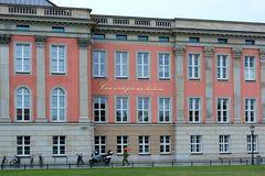 René Magritte in Potsdam