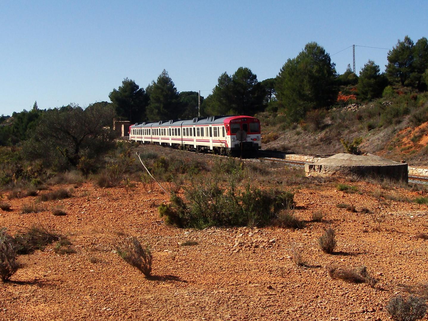 RENFE / Siete Aguas - Tag 2 mit Sonne..05