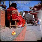 Renn-Entchen 8a - km 11237- Die Reise geht weiter - nach Nepal