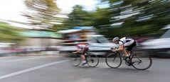 Rennen der U17 - Kriterium anläßlich der Kreuzberger festlichen Tage