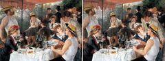 Renoir: Das Frühstück der Ruderer (3D-X-View)